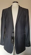 New with tags Chester by Chester Barrie Jacket Charcoal wool/mohair 42S £19.99