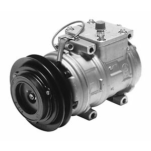 A/C Compressor and Clutch Denso for Lexus LX450 Toyota Land Cruiser 4.5 L6 94-95