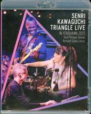 SENRI KAWAGUCHI-LIVE IN YOKOHAMA-JAPAN BLU-RAY N44