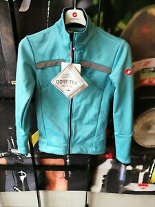 Castelli Women's Dinamica Gore Tex Cycling Jacket Small