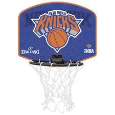SPALDING NBA NEW YORK KNICKS CANESTRO BASKET SP477591Z