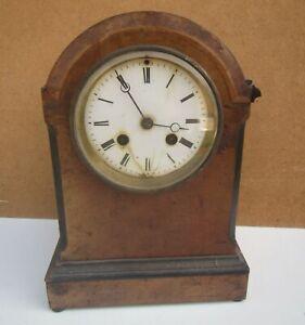 Old 'O.Berger, Paris' Mantel Clock - for restoration