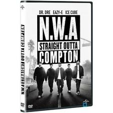 N.W.A Straight Outta Compton DVD NEUF SOUS BLISTER