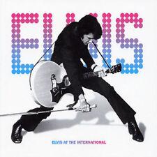 Elvis Presley - At The International - Rare OOP Danish FTD CD - Mint & Sealed!!!