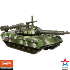 Russian Toys Diecast Metal Tank T-90 Army Military Model Toy