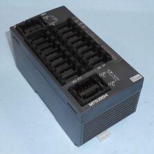 MITSUBISHI ELECTRIC MELSEC PLC CC-LINK 24VDC INPUT UNIT AJ65VBTCU3-16D1