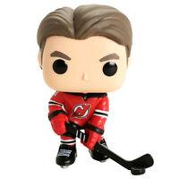NHL (Ice Hockey): New Jersey Devils - Nico Hischier Pop! Vinyl Figure NEW Funko