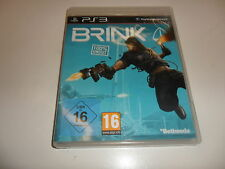 PlayStation 3 PS 3 Brink
