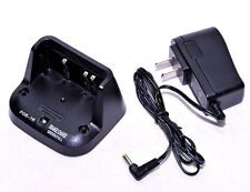 Desktop Battery Charger Base Set for Yaesu VX5R VX-6R VX-7R VXA710 Radio USA