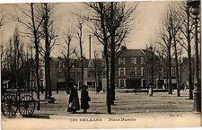 CPA Orléans - Place Dunois  (162358)