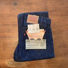Vtg Deadstock Levi's 501 Jeans Shrink to Fit 1982 Made in USA Size 29x30