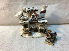 Boyds Bear Bearly Built Villages Kringles Confectionary Delights Figurine 19036