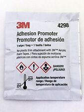 3M 4298 (25) Adhesion Promoter for Acrylic and Rubber Based Tapes, 25 Pack