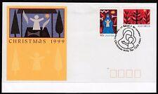 Australia 1999 Christmas FDC (Christmas Hills TAS 7330)
