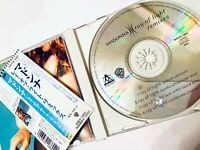 MADONNA Ray Of Light Remixes Japan CD With OBI. WPCR1860 . MINT-Unplayed