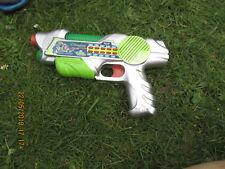 TOY SPACE GUN DISNEY BUZZ LIGHTYEAR STORY FX  VGC SCIFI COSPLAY LARP WAR GUN