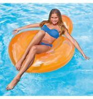 POLTRONA GONFIABILE FROST INTEX 58889 - 137x122 cm per piscina mare o lago