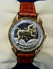 Limited Edition FAO Schwarz Rocking Horse Watch By Fossil