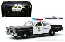 Greenlight 1/24 The Terminator 1977 Dodge Monaco Metropolitan Police 84101