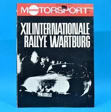 DDR Illustrierter Motorsport IMS 23/1969 Wolga BMW R 50 60 75 K-Wagensport L