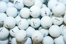 200 Titleist, NIKE, Callaway, Mixed Brand Golf Balls  # Clearance SALE #