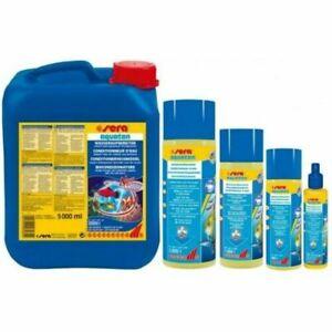 Sera Aquatan Water conditioner removes chlorine & chloramines
