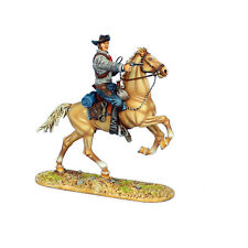 First Legion: WW009 Mounted Gunfighter with Remington 1858 New Army Revolver