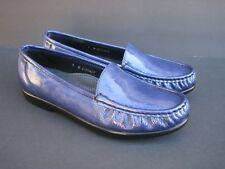 SAS Simplify Women's Patent Leather Loafers, Size 9 W