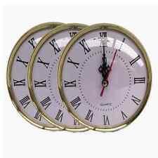 130mm Quartz Clock Insertion Movement [10 Pack]