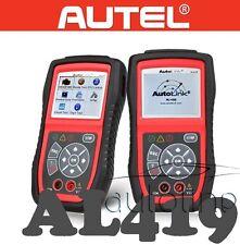 AUTEL AL439 OBD2 EOBD + Electrical Test Fault Diagnostic Scanner Code Reader