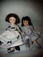 New Listing8 inch madame alexander dolls