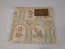 Nos Vintage Hallmark Gift Wrap Betsey Clark Mother'S Day Factory Sealed Minty