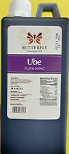 UBE Purple Yam extract 1 Liter 34 oz Butterfly Free priority shipping Exp 2023