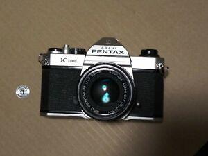 (Near Mint)Pentax K1000 Film Camera w/ SMC M 50mm F/1.7 Lens From Japan #4060498