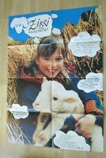 Filmplakat : Zirri das Wolkenschaf ( Gojko Mitic , Babette Ikker )