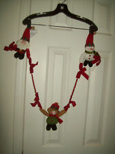 3 Christmas Holiday Festive Garlands New from Avon Qty 3
