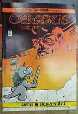 Cerebus The Aardvark Massive Job Lot Complete Run Rare