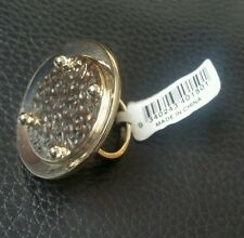 ♡♡♡ Brand new stunning Soft Gold Witchery Cocktail signature Size Small Ring