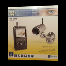 ELRO Funk Echtzeit Digitalkamerasystem CS82 DVR Überwachungssystem Kamera IP66