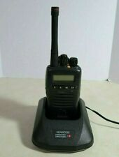 Kenwood TK-2140-1 VHF Radio 136-174 MHz with Battery & Charger