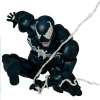 """6"""" the Amasing Spider-Man Venom Ver. Comics Action Figure Toy Mafex With Box UK"""