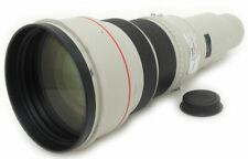 Canon EF 600mm F4 L USM Lens