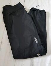 Mountain Hardwear Womens GORE-TEX Paclite Shell Pants Black Size XL