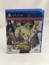 Naruto: Ultimate Ninja Storm 4: Road To Boruto PS4 Playstation 4 - Free Shipping