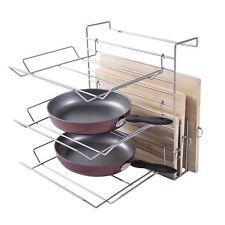 Brand new Mygift 3 tier cookware organizer