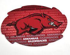Arkansas Razorbacks FOOTBALL AMERICANO CINGHIALE USA MAGNET Frigorifero