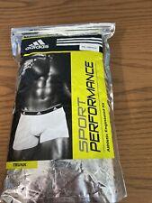 * adidas (XL) SPORTS Performance Underwear 2-PACK TRUNK