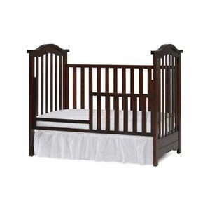 Bonavita Guard Rail Hudson Classic in Chocolate 2875373  Baby LaJobi NEW for BED
