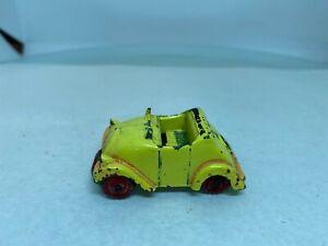 Morestone Noddy Car