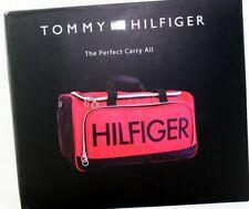 NewTommy Hilfiger Medium Duffel Bag Gym Sports Travel NWT Perfect Carry All Red
